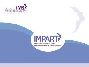 Register for impart