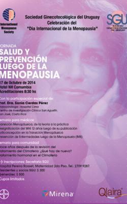 Uruguay promotional leaflet, front